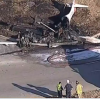 Two Dead As Small Plane Crashes After Takeoff Near Dallas