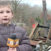 A 7-year-old Boy Entered Into A Burning Home To Save His Baby Sister