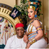 Femi Fani-Kayode's Ex-Wife, Precious Cries Out, Declares War On Her Ex-husband