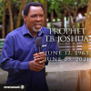 Death: Prophet TB Joshua's Last Message On Earth Before He Answers To His Creator