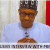IPOB Is Like A Dot In A Circle, They Don't Know What They Are Talking About -Buhari [Video]